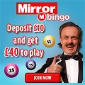 mirror bingo new welcome offer